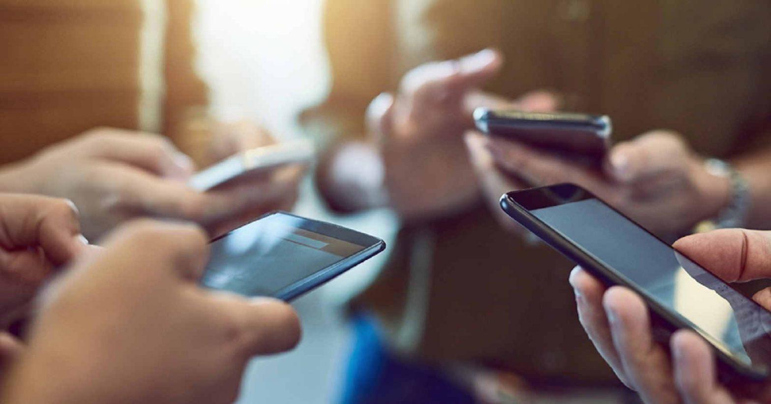 Smartphone-Usage-Increases